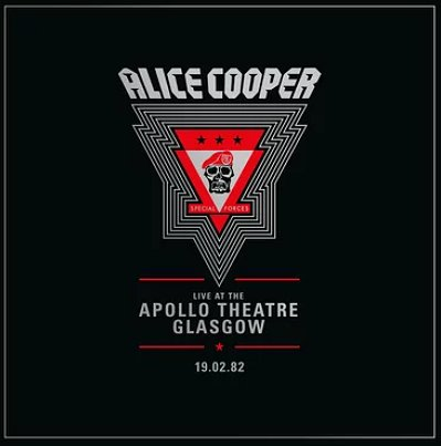 Live at the Apollo Theatre, Glasgow 1982