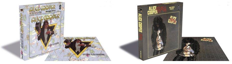 Alice Cooper Jigsaws