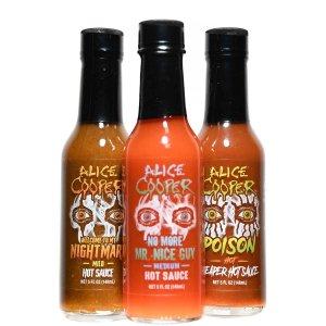 Alice  Cooper Hot Sauce